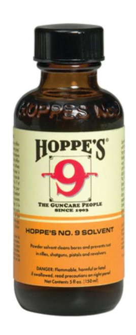 Hoppe's Number 9 Nitro Powder Solvent 5 Ounce