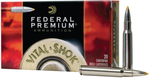 Federal Vital-Shok .300 Winchester Short Magnum 165gr, Trophy Bonded Tip 20rd Box