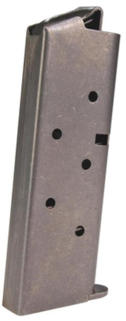 Colt Government 380 ACP Magazine 7 rd Stainless Finish