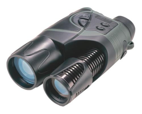 Bushnell 5x42 Night Vision Digital Stealth Monocular, Infrared Illuminator