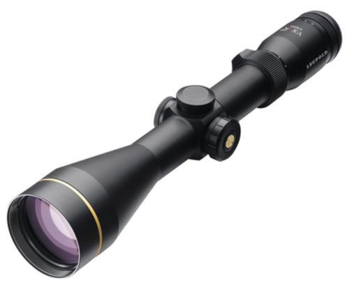 Leupold VX-R Riflescope 3-9X50mm Firedot Duplex Reticle Matte Black