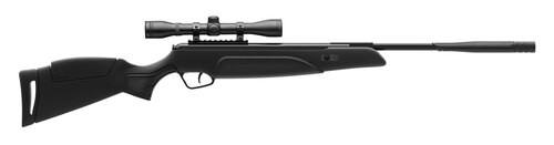 Stoeger A30 Airgun 22 Caliber Black Synthetic Stock, 4x32 Scope