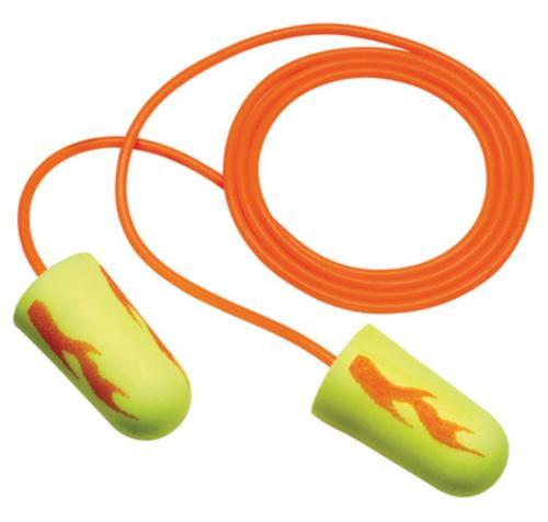 3M Peltor Blasts Earplugs Yellow