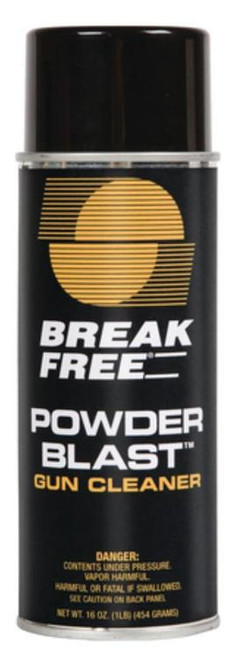 Break-Free 12 Powder Blast Gun Cleaner Gun Cleaner 16 oz