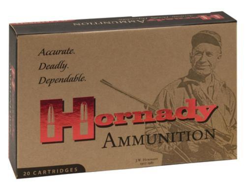 Hornady 6.5x54 Mannlicher 140gr, Spire Point 20rd Box