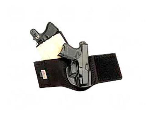 Galco Ankle Glove Glock 19/23/32/36, Black, RH