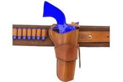 "Galco Duke Colt SAA 4.75"", Ruger Vaquero 4 5/8"", Tan, Right Hand"