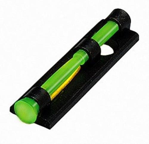Hiviz Comp Sight 8 Pipes, Fits Most Rib Shotguns, Removeable Front Bead