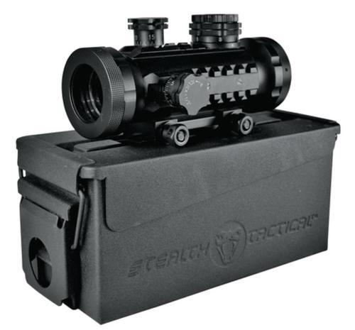 BSA Stealth Tactical RD 30 Illuminated Sight