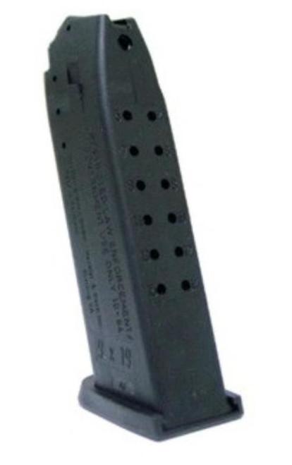 HK USP9 15rd magazine, standard floorplate
