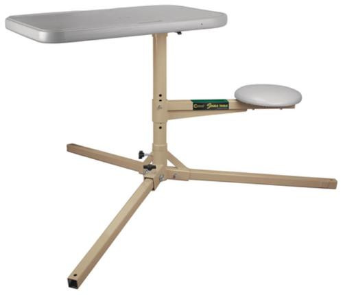 Battenfeld Caldwell Stable Table With Padded Seat