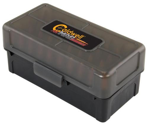 Caldwell Shooting Supplies AK Magazine Charger Ammo Box, 7.62x39, 50rd 5 Pack