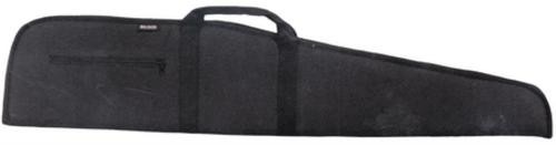 Bulldog Cases Deluxe Scoped Rifle Cases Black with Black Trim 44 Inch