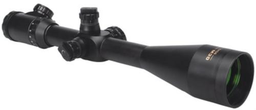 Konus Konuspro M30 Riflescope 3-12X56mm Illuminated Blue Dot 30/30 Reticle Black With Sunshade