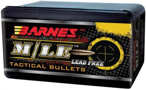 Barnes Bullets 31010 Tactical 7.62mm .310 108gr, RRLP, 50rd/Box