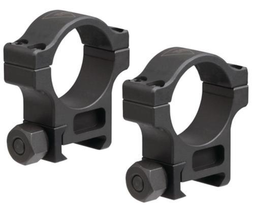 Trijicon AccuPoint Intermediate Steel Rings Parkerized 30mm