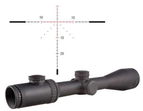 Trijicon Accupower 4-16x50 Moa 30mm Rd