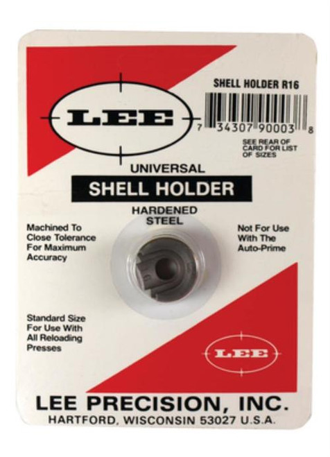 Lee #1 Shell Holder Each 7.62X54 Russian/8X56R Hungarian #16