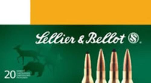 Sellier and Bellot 308 Winchester 180 FMJ 20Rd/Box