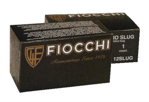 "Fiocchi Ammunition, Aero Slug, 12 Gauge, 2.75"", Slug, Hi-Velocity, 10rd Box"