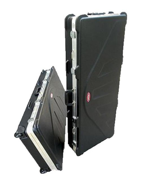 SKB Double Limb Bow/Rifle Combo Case, Polyethylene Black