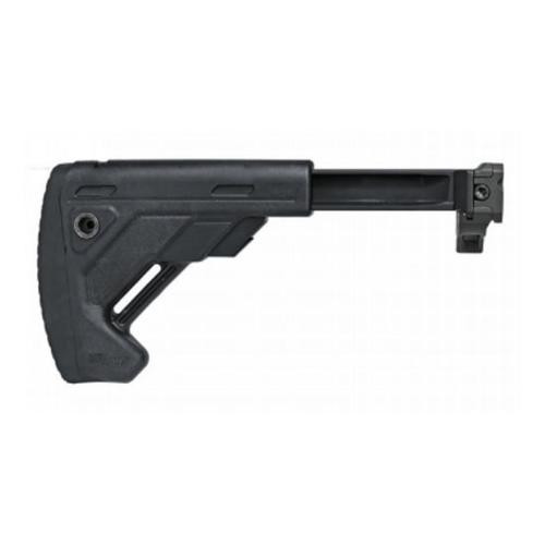 Sig Stock MCX MPX Sig Folding & Telescoping 1913 Interface Black