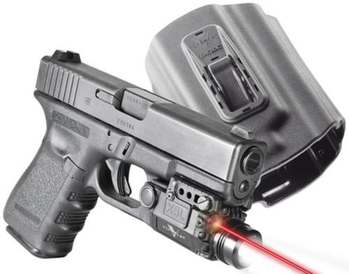 Viridian Weapon Technologies, C5L, Green Laser and Tactical Light, Fits S&W M&P 9/40, Includes TacLoc Holster