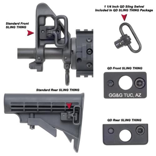 GG&G Standard Front Sling Thing