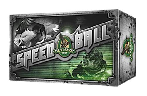 "HEVI-Shot Waterfowl Speed Ball 12 Ga, 3"", 1-1/4oz, 1 Shot, 10rd/Box"