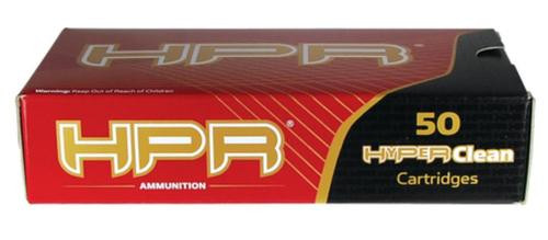 HPR Ammunition Hyperclean 10mm 165 Gr, Total Metal Jacket, 50rd/Box