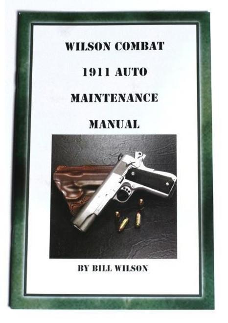 Wilson Combat 401 1911 Manual Reloading Manual