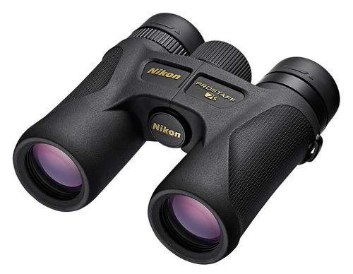 Nikon ProStaff 7 8x 30mm 342 ft @ 1000 yds FOV 15.4mm Eye Relief Black
