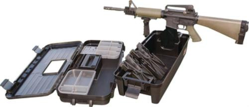 MTM Case Gard Tactical Range Box Black