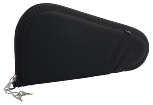 "Allen Endura Handgun Case, Lock 13"" Endura, Textured Black"
