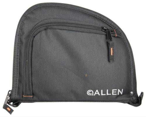 Allen Auto-Fit 1-Pocket Handgun Case Measures 9.5x7.25 Inches Black