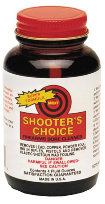 Shooters Choice MC #7 Bore Cleaner and Conditioner 4oz