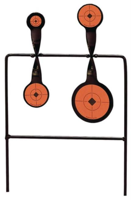 Birchwood Casey Duplex Spinner Target For .22 Rimfire And Airguns