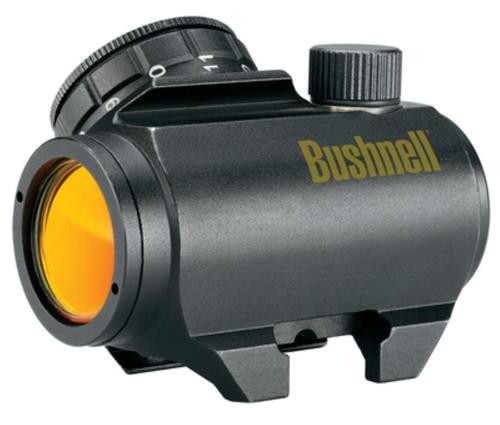 Bushnell Trophy TRS-25 Red Dot Sight 1x25mm 3MOA Reticle