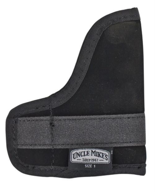Uncle Mike's Inside The Pants Holster 1, Small Autos .22-.25 Caliber, Black