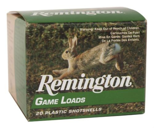 "Remington Game Loads .410 Ga, 2.5"", 1200 FPS, .5oz, 6 Shot"