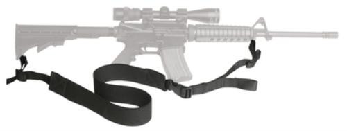 Outdoor Connection Sling Edge Two Point Tactical Sling, Adjustable, Black