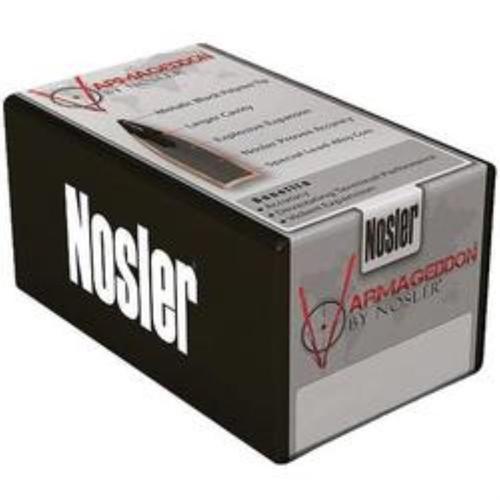 Nosler Varmageddon .224 62gr, 22 Caliber FBHP 100 Per Box