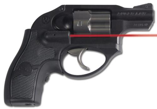 Crimson Trace LaserGrip for Ruger LCR Revolver
