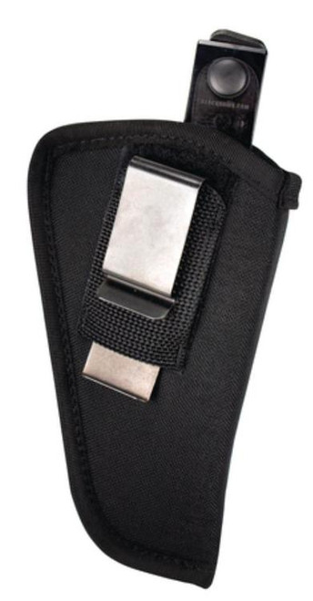 "Blackhawk Ambidextrous Multi-Use Holster With Magazine Pouch, 3.75-4.5"" Barrel Large Autos, Black"