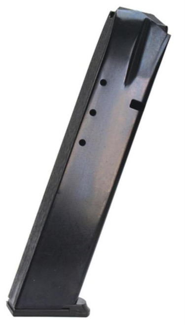 ProMag Magazine For Smith & Wesson Models 910/915/459/5900 Series 9mm 20rds Blue