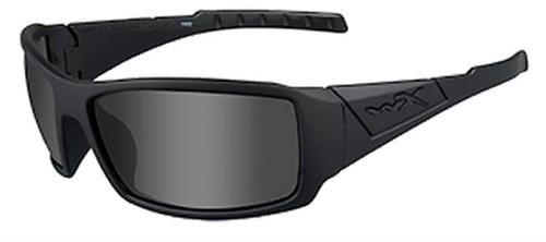 Wiley X Eyewear Twisted Safety Glasses Matte Black Plrzd