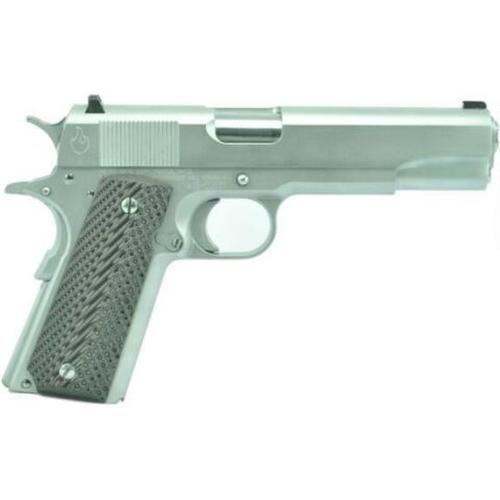 "Llama MAX-1 1911 Full Sized .38 Super 5"" Barrel 9 Rounds Hard Chrome"