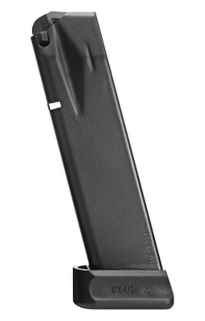 Mec-Gar Sig P226 Magazine 9mm, Extended Anti-Friction Coat, 20rd