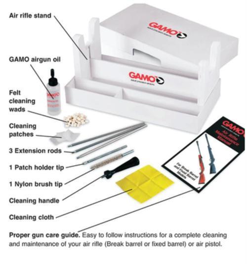 Gamo Air Rifle Kit Maintenance Center