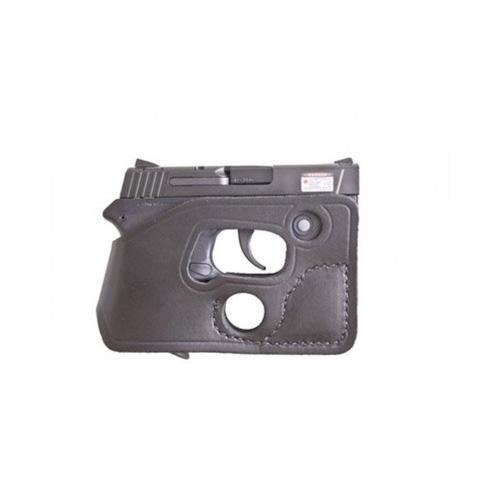 Desantis Pocket Shot Holster, Fits S&W Bodyguard .380, Black, Ambidextrous